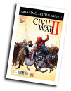 Civil War II: Amazing Spider-Man #  3 (Marvel Comics 2015)