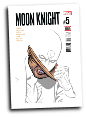 Moon Knight, volume 7 #  5 (Marvel Comics 2016)
