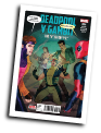 Deadpool vs Gambit # 4 (Marvel Comics 2016)