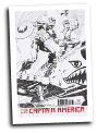 Captain America # 25 (Marvel Comics 2017) Jim Steranko Variant