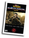 Marvel's Thor: Ragnarok Prelude # 4 of 4 (Marvel Comics 2017)