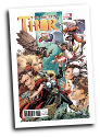 Mighty Thor, volume 2 # 22 (Marvel comics 2017) Marvel vs. Capcom Variant
