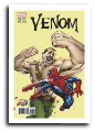 Venom # 153 (Marvel Comics 2017) Marvel vs Capcom Variant