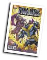 Thanos # 10 (Marvel Comics 2017) Marvel vs Capcom Variant