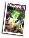 Transformers: Unicron #  3 of 6 (IDW Publishing 2018)