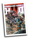 Harbinger Wars 2 #  4 of 4 (Valiant Comics 2018)