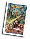 Marvel Monsters # 1 (Marvel Comics 2019) Superlog Variant