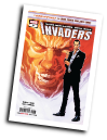 Invaders #  8 (Marvel Comics 2019) Comic Book
