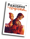 Knights Temporal #  2 (Aftershock Comics 2019)