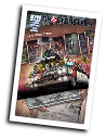 Ghostbusters, volume 1 #  9 (IDW Comics 2012)