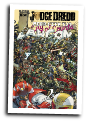 Judge Dredd Mega City Two # 5 (IDW Comics 2014)