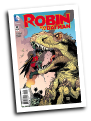 Robin Son of Batman # 12 (DC Comics 2016)