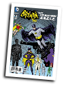 Batman '66 Meets The Man From U.N.C.L.E. # 6 (DC Comics 2016)