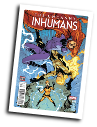 Uncanny Inhumans #  9 (Marvel Comics 2015)