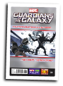 Marvel Universe: Guardians of Galaxy #  8 (Marvel Comics 2016)