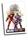 Marvel Avengers Assemble: Civil War # 3 (Marvel Comics 2016)