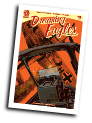 Dreaming Eagles #  5 of 6 (Aftershock Comics 2016)