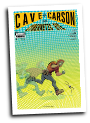 Cave Carson has a Cybernetic Eye #  8 (DC Comics 2017)