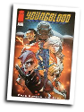Youngblood #  1 (Image Comics 2017) Retailer Appreciation Gold Logo Cover