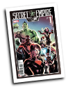 Secret Empire: Uprising #  1 (Marvel Comics 2017) Rafael Albuquerque Variant
