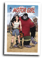 Motor Girl #  6 of 10 (Abstract Studios 2017)