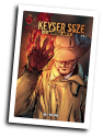 Keyser Soze: Scorched Earth #  1 of 5 (Red 5 Comics 2017)