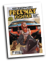 Ian Livingstone's Freeway Fighter #  1 of 4 (Titan Comics 2017) Oliver Variant