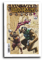 War of Realms #  3 of 6 (Marvel Comics 2019) Connecting Realm Variant