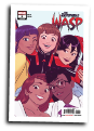 Unstoppable Wasp, Volume 2 #  8 (Marvel Comics 2019)
