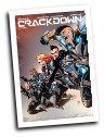 Crackdown #  4 (Dynamite Comics 2019)
