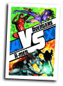 AVX: VS # 4 (Marvel Comics 2012)