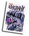 Uncanny, Season One #  2 (Dynamite Comics 2013)