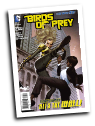 Birds of Prey # 33 (DC Comics 2014)