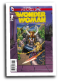 Wonder Woman Futures End Standard Edition # 1 (DC Comics 2014)