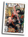 Deathstroke volume 2 #  8 (DC Comics 2015)