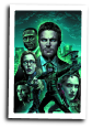 Arrow Season 2.5 # 10 (DC Comics 2015)