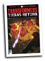 Transformers Titans Return One-Shot (IDW Comics 2016)