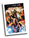 Invincible Iron Man # 11 (Marvel Comics 2016)