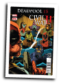 Deadpool, volume 5 # 15 (Marvel Comics 2016)