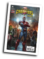 Contest Of Champions # 10 (Marvel Comics 2016)
