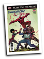 Hunt For Wolverine: Weapon Lost #  3 of 4 (Marvel Comics 2018)