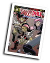 Danger Doll Squad: Galactic Gladiators #  4 (Action Lab 2018)