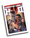 Harbinger Wars 2 #  3 of 4 (Valiant Comics 2018)