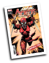 Savage Avengers #  3 (Marvel Comics 2019) Carnage-ized Variant Cover