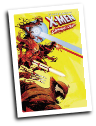 Uncanny X-Men, volume 5 # 21 (Marvel Comics 2019) Carnage-ized Variant Cover
