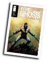 Five Ghosts # 16 (Image Comics 2014)