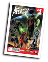 Uncanny Avengers, volume 2  #  1 (Marvel Comics 2014)