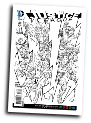 Justice League # 48 (DC Comics 2015) Coloring Book Variant Cover