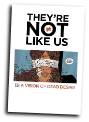 They're Not Like Us # 13 (Image Comics 2017)