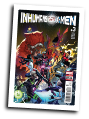 Inhumans VS X-Men # 3 of 6 (Marvel Comics 2016)